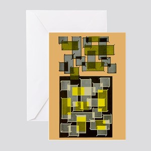 Hip Square Greeting Cards (Pk of 10)