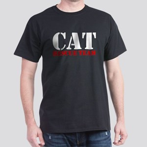 Cat Rescue Team Dark T-Shirt
