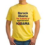 Appeasement Yellow T-Shirt