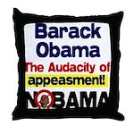 Appeasement Throw Pillow