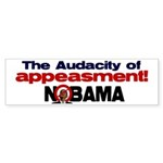 Appeasement Bumper Sticker (10 pk)