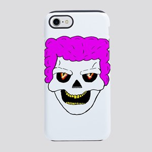clown skull iPhone 8/7 Tough Case
