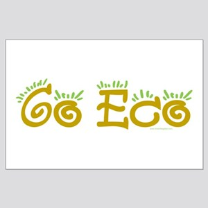 Go Eco Friendly Large Poster