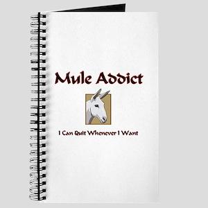 Mule Addict Journal