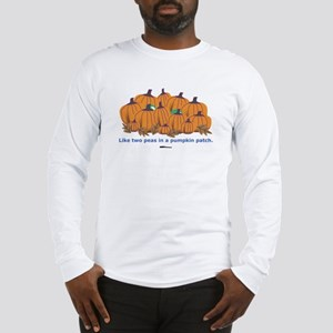 in a Pumpkin Patch Long Sleeve T-Shirt