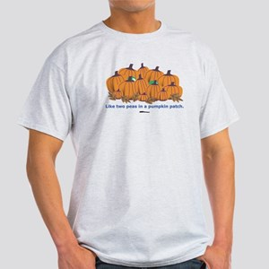in a Pumpkin Patch Light T-Shirt