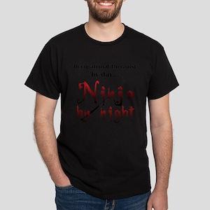 Occupational Therapist Ninja T-Shirt