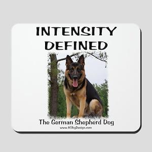 GSD Intensity Defined Mousepad