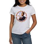 Barack Obama Drug Test Women's T-Shirt