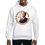 Barack Obama Drug Test Hooded Sweatshirt