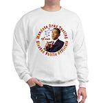 Barack Obama Drug Test Sweatshirt