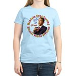 Barack Obama Drug Test Women's Light T-Shirt