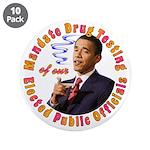 Barack Obama Drug Test 3.5