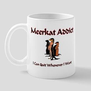Meerkat Addict Mug