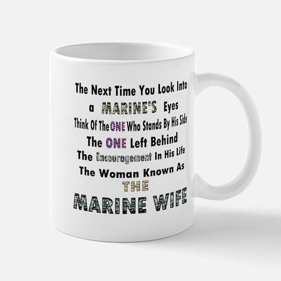 The Marine Wife Mug
