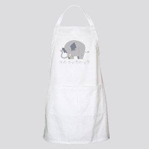 ASL Elephant BBQ Apron