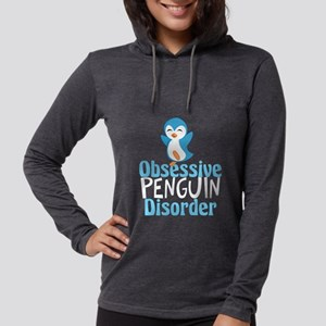 Obsessive Penguin Long Sleeve T-Shirt
