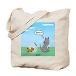 Yappy Dog Syndrome Tote Bag