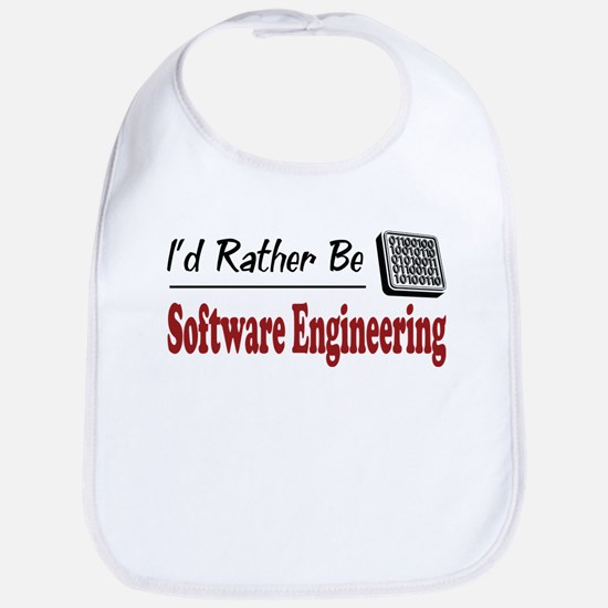 Rather Be Software Engineering Bib