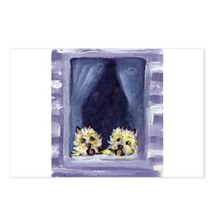 CAIRN window Postcards (Package of 8)