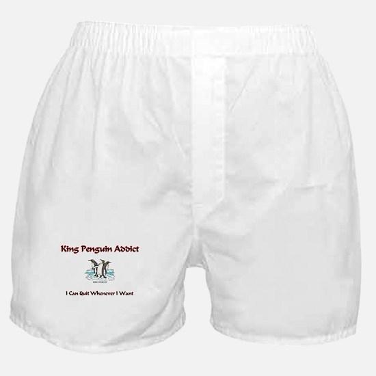 King Penguin Addict Boxer Shorts