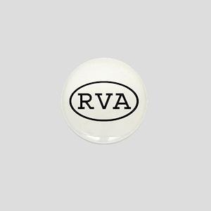 RVA Oval Mini Button