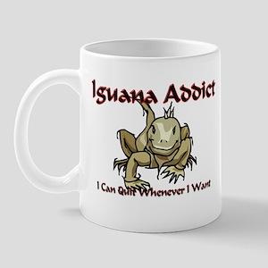 Iguana Addict Mug
