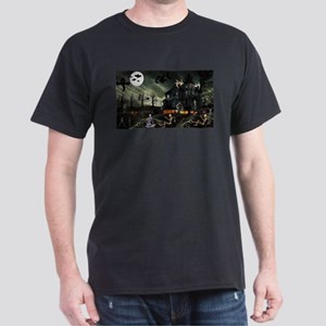 Skeleton Graveyard T-Shirt