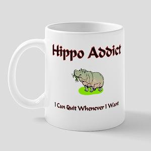 Hippo Addict Mug