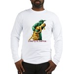 Liberty & Justice Together Long Sleeve T-Shirt