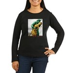 Liberty & Justice Together Women's Long Sleeve Dar