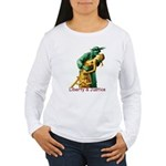 Liberty & Justice Together Women's Long Sleeve T-S
