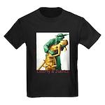 Liberty & Justice Together Kids Dark T-Shirt