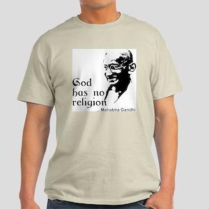Mahatma Gandhi Light T-Shirt
