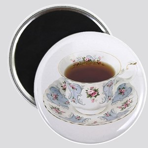A Cup of Tea On Your Magnet