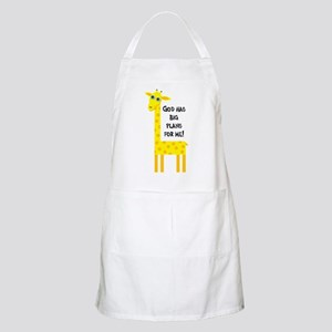 Cute Christian BBQ Apron