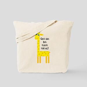 Cute Christian Tote Bag