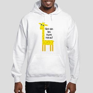 Cute Christian Hooded Sweatshirt