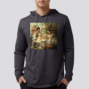 Victorian Angels by Zatzka Long Sleeve T-Shirt