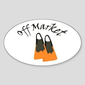 Off Market Flippers Sticker