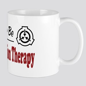 Rather Be Doing Radiation Therapy Mug