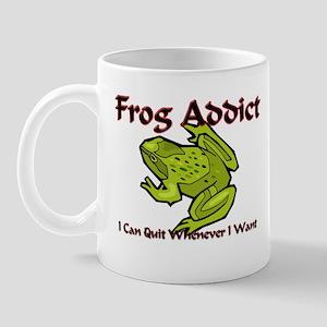 Frog Addict Mug