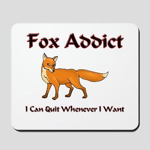 Fox Addict Mousepad