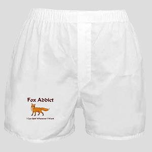 Fox Addict Boxer Shorts
