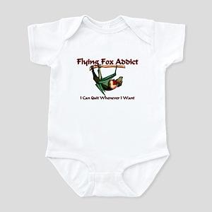 Flying Fox Addict Infant Bodysuit