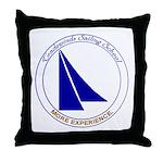 TW Logo Throw Pillow