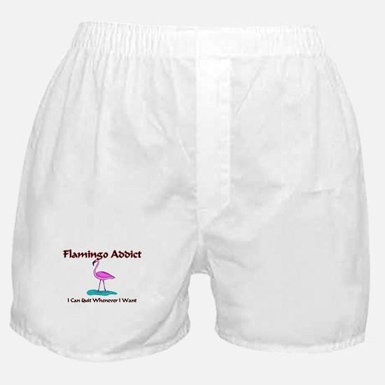 Flamingo Addict Boxer Shorts