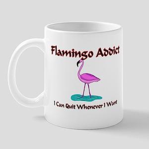 Flamingo Addict Mug