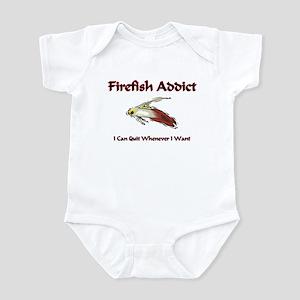 Firefish Addict Infant Bodysuit