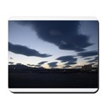 Sunset Clouds in Lake Tahoe Mousepad